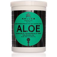 KALLOS Aloe Vera Moisture Repair Shine Hair Mask 1000 ml - Maska na vlasy