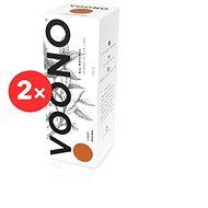 VOONO Light Brown 2 × 100g - Henna Hair Dye