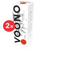 VOONO Orange 2 × 100g - Henna Hair Dye