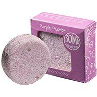BOMB COSMETICS Solid Shampoo Bar Fialová vášeň - Tuhý šampón