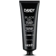 DANDY Black Gel 150 ml - Gél na vlasy