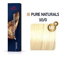 WELLA PROFESSIONALS Koleston Perfect Pure Naturals 10/0 60 ml - Farba na vlasy