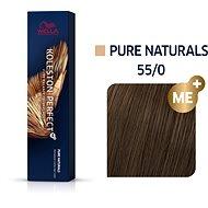WELLA PROFESSIONALS Koleston Perfect Pure Naturals 55/0 60 ml - Farba na vlasy