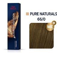 WELLA PROFESSIONALS Koleston Perfect Pure Naturals 66/0 60 ml - Farba na vlasy