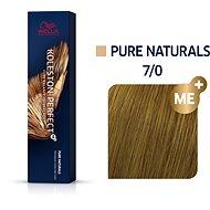 WELLA PROFESSIONALS Koleston Perfect Pure Naturals 7/0 60 ml - Farba na vlasy