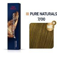 WELLA PROFESSIONALS Koleston Perfect Pure Naturals 7/00 60 ml - Farba na vlasy