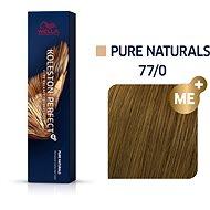 WELLA PROFESSIONALS Koleston Perfect Pure Naturals 77/0 60 ml - Farba na vlasy