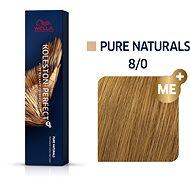 WELLA PROFESSIONALS Koleston Perfect Pure Naturals 8/0 60 ml - Farba na vlasy