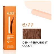 LONDA PROFESSIONALS 6/77 Demi 60 ml - Farba na vlasy