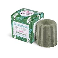 LAMAZUNA Wild Grasses – Oily Hair 55 g - Tuhý šampón