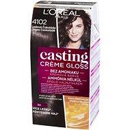 L'ORÉAL CASTING Creme Gloss 410 Iced Chocolate 180ml - Hair Dye