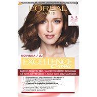 ĽORÉAL PARIS Excellence Creme 5.3 Svetlo hnedá zlatá 192 ml - Farba na vlasy