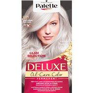 SCHWARZKOPF PALETTE Deluxe U71 Ľadová strieborná (50 ml) - Farba na vlasy