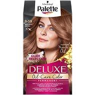 SCHWARZKOPF PALETTE Deluxe 8-59 Tmavá ružová (50 ml) - Farba na vlasy