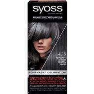 SYOSS Color 4-15, popolavý chróm, 50 ml - Farba na vlasy