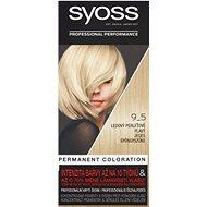 SYOSS Color 9-5 Ľadová perleťovo plavá (50 ml) - Farba na vlasy