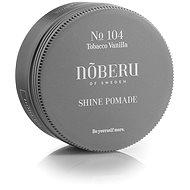 NOBERU Tobacco Vanilla Shine Pomade 80 ml - Pomáda na vlasy