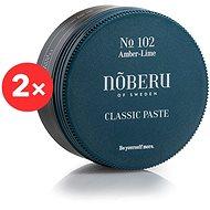 NOBERU Amber-Lime Paste 2× 80 ml - Pasta na vlasy