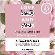 LOVE BEAUTY AND PLANET Blooming Colour 90 g - Tuhý šampón