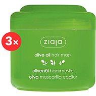 ZIAJA Olive Oil Mask 3 × 200 ml