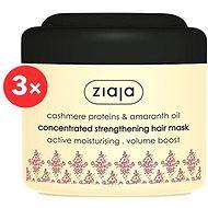 ZIAJA Cashmere Protein Mask 3 × 200 ml