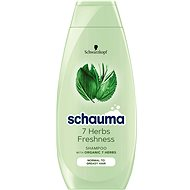 SCHWARZKOPF SCHAUMA 7 Herbs Shampoo 400 ml