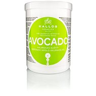 KALLOS KJMN Avocado Mask 1000 ml - Maska na vlasy