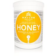KALLOS KJMN Honey Repairing Mask 1000 ml - Maska na vlasy