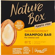 NATURE BOX Argan Oil Dry Shampoo 85 g - Tuhý šampón