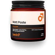 BEVIRO Matt Paste Strong Hold 100 ml - Pasta na vlasy