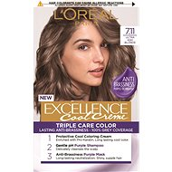 ĽORÉAL PARIS Excellence Cool Creme 7.11 Ultra popolavá blond