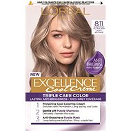 ĽORÉAL PARIS Excellence Cool Creme 8.11 Ultra popolavá svetlá blond
