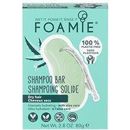 FOAMIE Shampoo Bar Aloe Vera 80 g - Solid Shampoo
