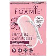 FOAMIE Shampoo Bar Hibiskiss 80 g - Solid Shampoo