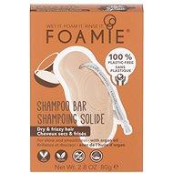 FOAMIE Shampoo Bar Kiss Me Argan 80 g - Solid Shampoo