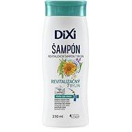 DIXI Revitalizačný šampón 7 bylín 250 ml - Šampón