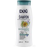 DIXI Revitalizačný šampón 7 bylín 400 ml - Šampón