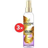 PANTENE Extra Volume Sprej na jemné a spľasnuté vlasy 3× 150 ml