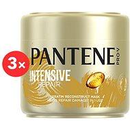 PANTENE Pro-V Intensive Repair Keratin Hair Mask 3 × 300 ml