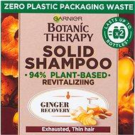 GARNIER Botanic Therapy Solid Shampoo Ginger Recovery revitalizační tuhý šampon 60 g