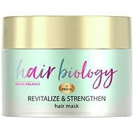 PANTENE Hair Biology Balance Maska na suché, poškodené a rednúce vlasy 160 ml