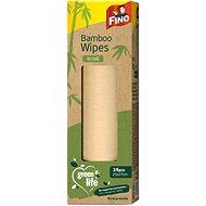 FINO Green Life Kitchen Towel Roll, Bamboo, 35pcs