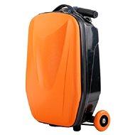 Luggage on the wheels ORANGE - Skladacia kolobežka