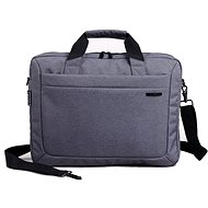 "Kingsons City Commuter Laptop Bag 15,6"" sivý - Taška na notebook"