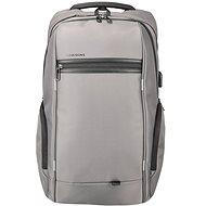 "Kingsons Business Travel Laptop Backpack 15,6"" sivý - Batoh na notebook"