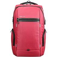 """Kingsons Business Travel Laptop Backpack 15,6"""" červený - Batoh na notebook"""