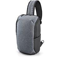 "Kingsons City Commuter Laptop Backpack 11"" sivý - Batoh na notebook"