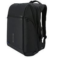 "Kingsons Business Travel USB Laptop Backpack 17"" čierny - Batoh na notebook"