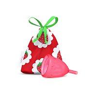 LADYCUP Sweet Strawberry - Menštruačný kalíšok