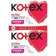 KOTEX Ultra Super 12 ks - Menštruačné vložky
